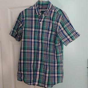 IZOD Mens casual dress shirt